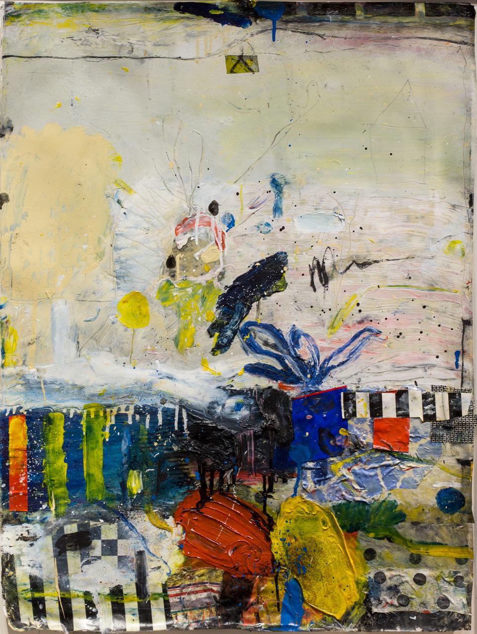 Robert Baribeau Elena Zang Gallery